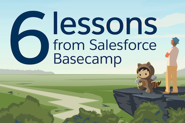 Infographic: The key takeaways from Salesforce Basecamp 2017