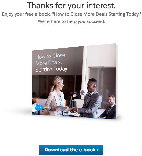 deff754c12 If you want to close more deals, we're here to help. Download our ebook and  start closing today.