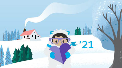 Novo Release Winter 20 da Salesforce