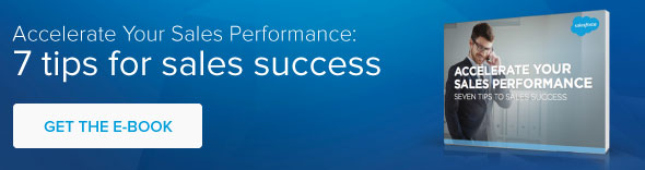 Accelerate your sales performance: 7 tips for sales success. Get the ebook.