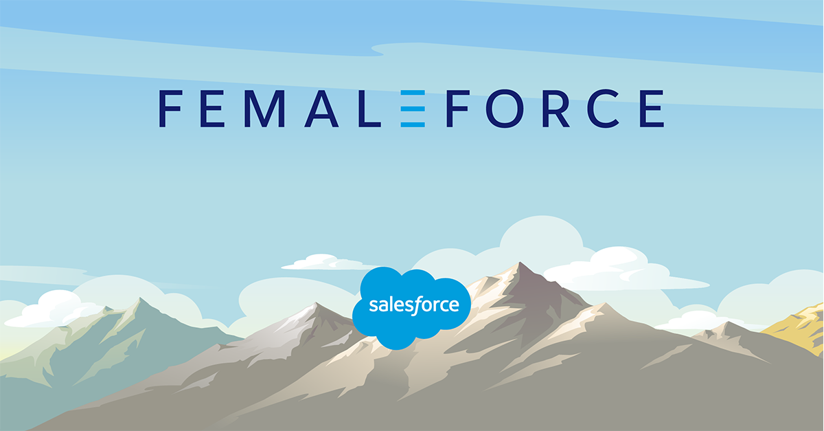 Salesforce Offers New Data On Canada's Small Business Landscape And Launches FemaleForce