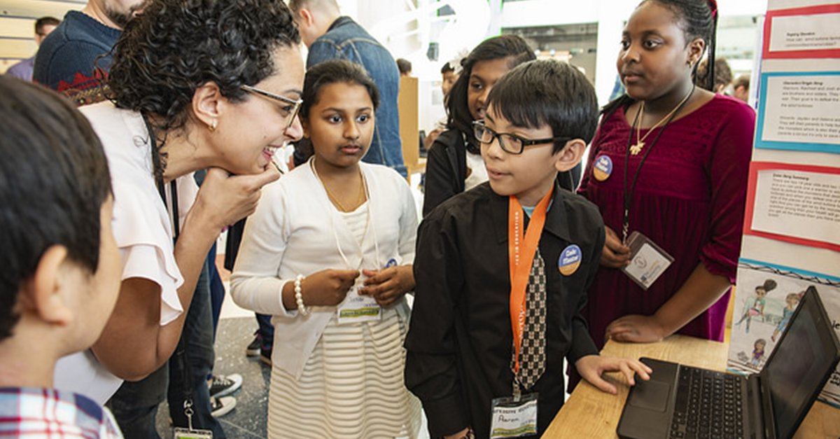 Why Salesforce.org is Supporting The Learning Partnership's Coding Quest in Classrooms Across Canada