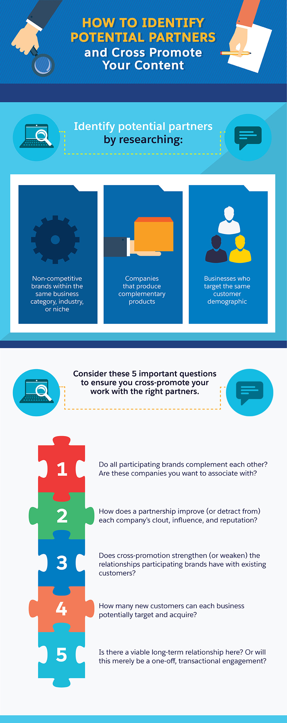 What is cross-promo And where to find partners for joint action 85