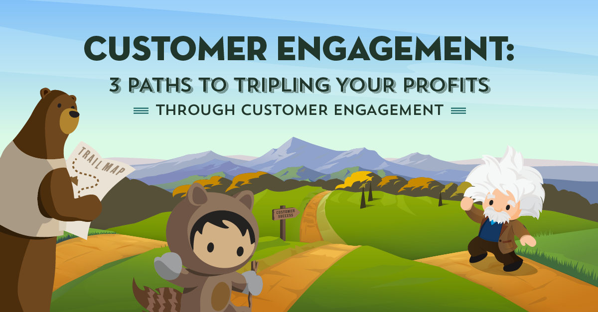 3 Paths to Tripling Your Profits Through Customer Engagement