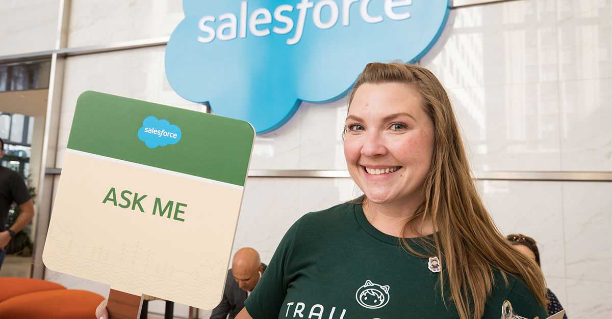 How A Veteran Dreamforce Attendee Can Help First-Timers