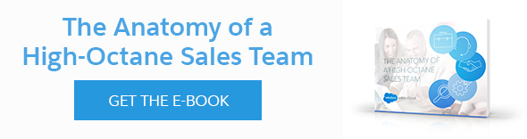 The anatomy of a high-octane sales team. Get the ebook.