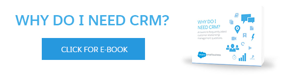 Why do I need CRM? Click for ebook.
