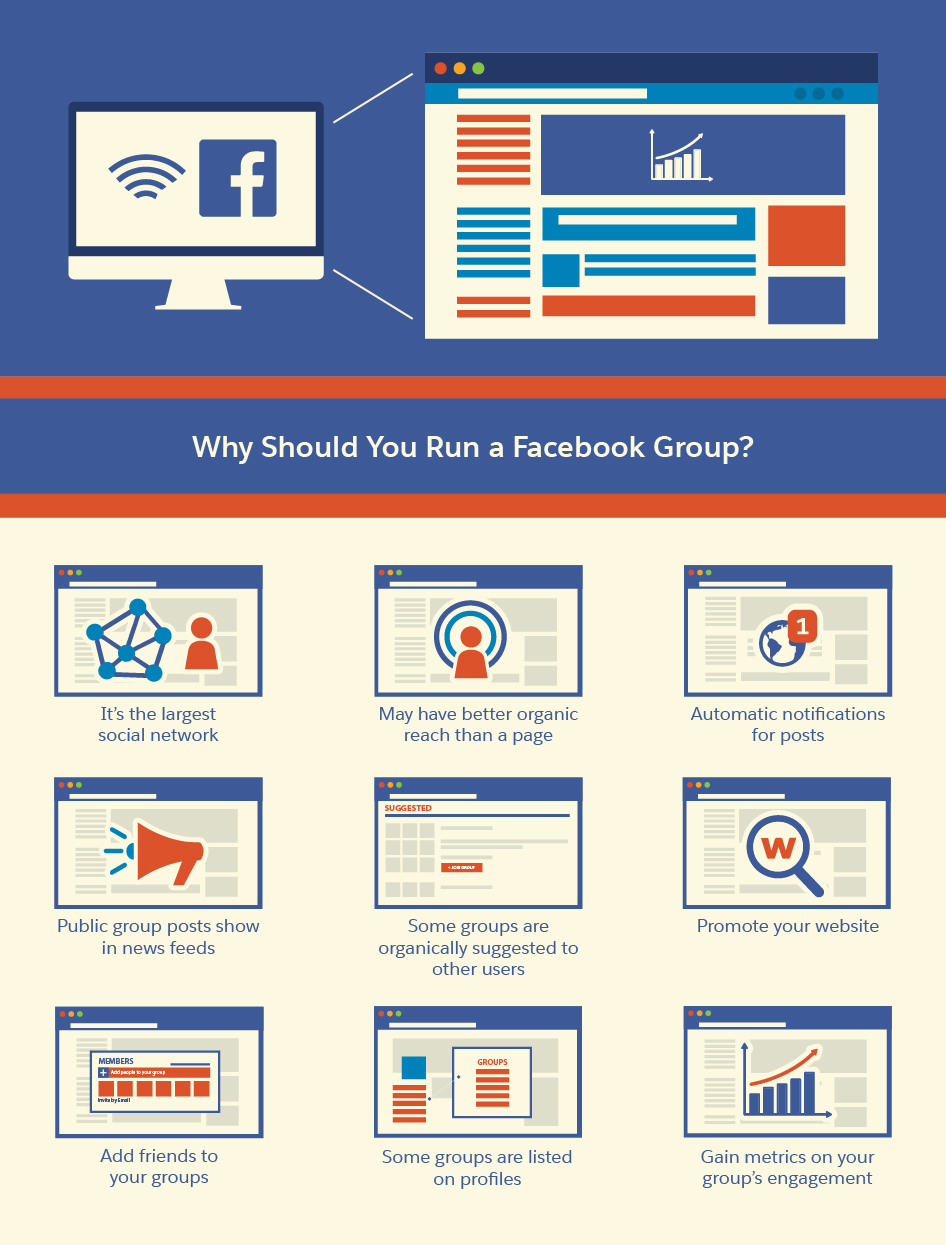 32 Benefits of Running Your Own Social Media Group