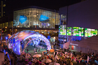 Countdown to Dreamforce - The Largest Software Conference on Earth