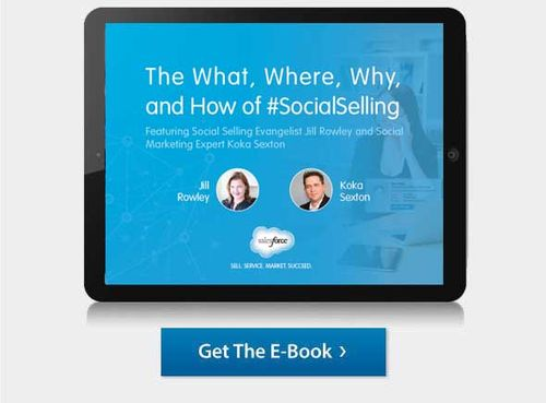 The What, where, why and how of social selling. Get the ebook.