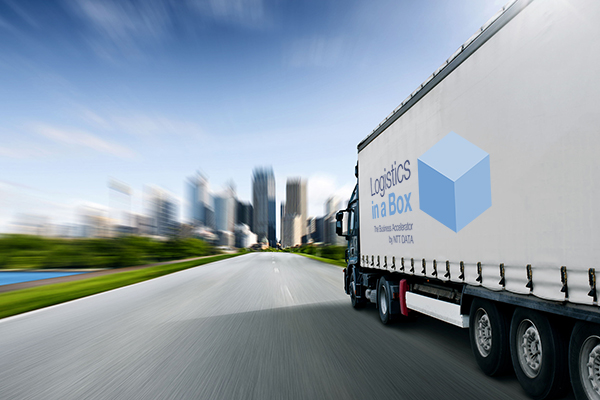 Logistics out of the Box: die NTT DATA Branchenlösung auf der Salesforce-Plattform