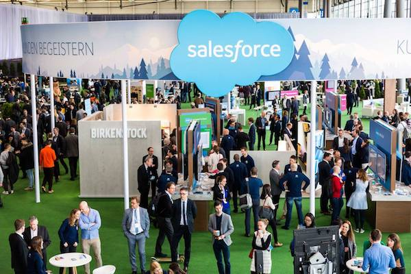 Trailblazer on Tour: Die Salesforce World Tour 2018