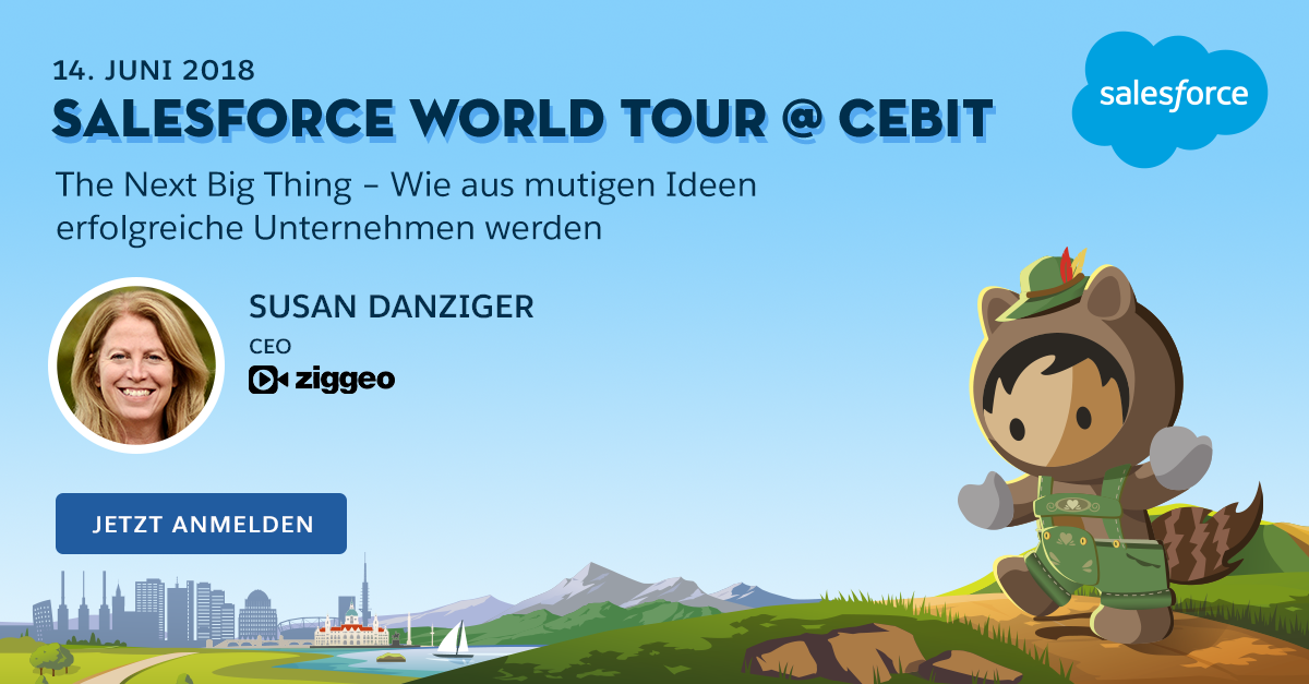 Salesforce Dc World Tour