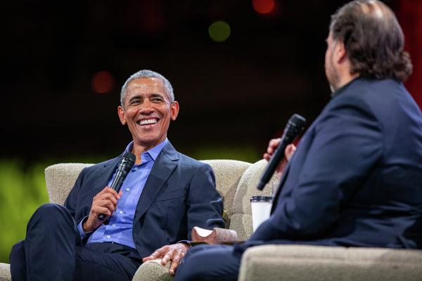 "Presidente Obama en Dreamforce 19: ""La diversidad no es caridad"""