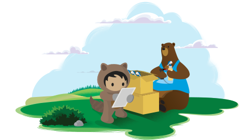 A clear choice: Transform for the future or go the way of the dinosaurs – Salesforce Blog
