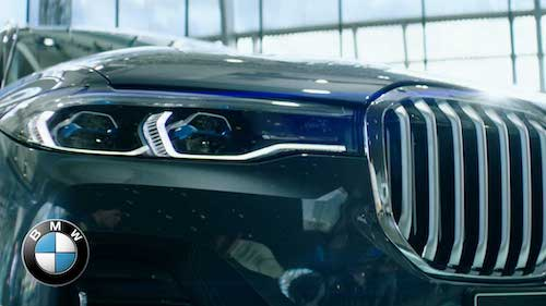 Automotive Companies BMW new normal