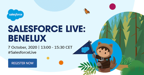 Salesforce Live: Benelux Virtual Event