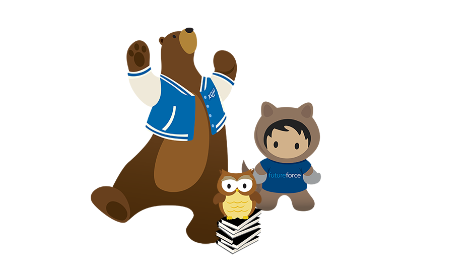 Salesforce as a Futureforce Graduate - A Year in Review