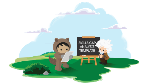 Skills Gap Analysis Template To Prepare For The Future Of Work Salesforce Emea Blog