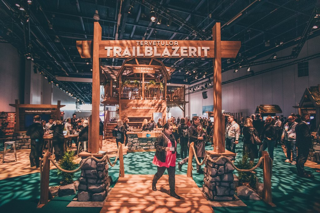 [Save the date] Salesforce Basecamp tulee taas! 🎉