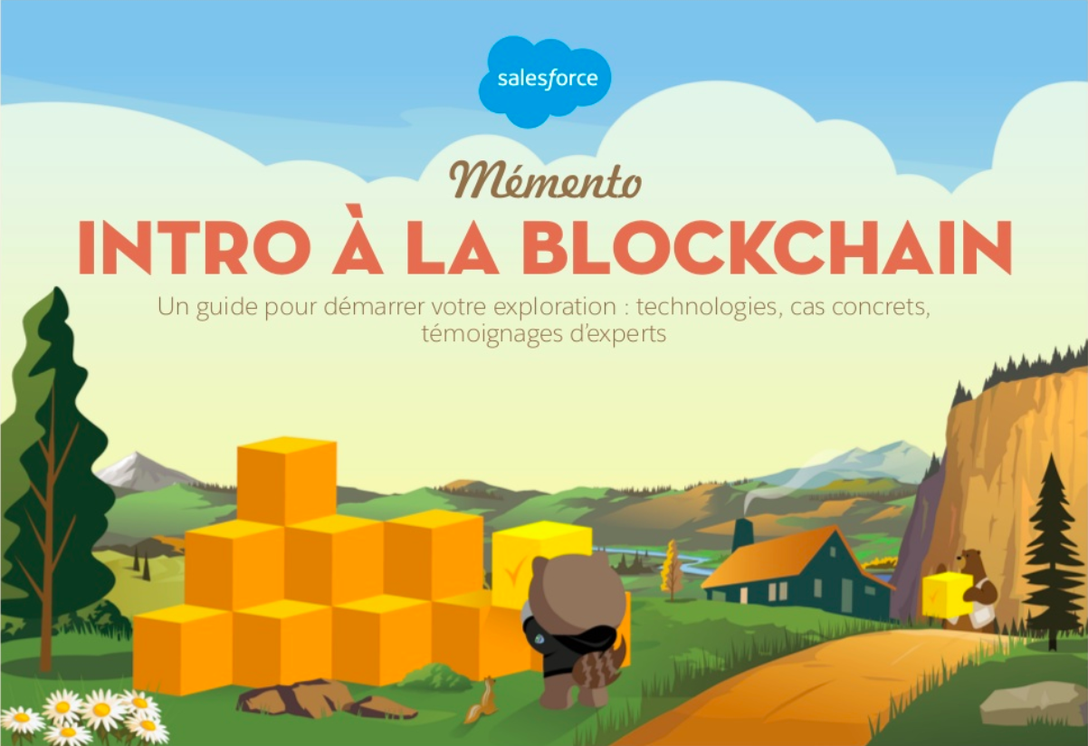La blockchain et votre business : une introduction