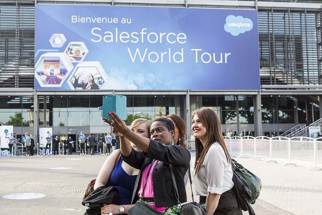 Salesforce World Tour Paris 2015 : l'essentiel