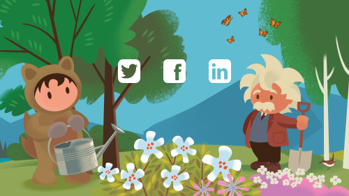 Infographic: 6 Smart Tips to Grow Your Small Business Using Social Media