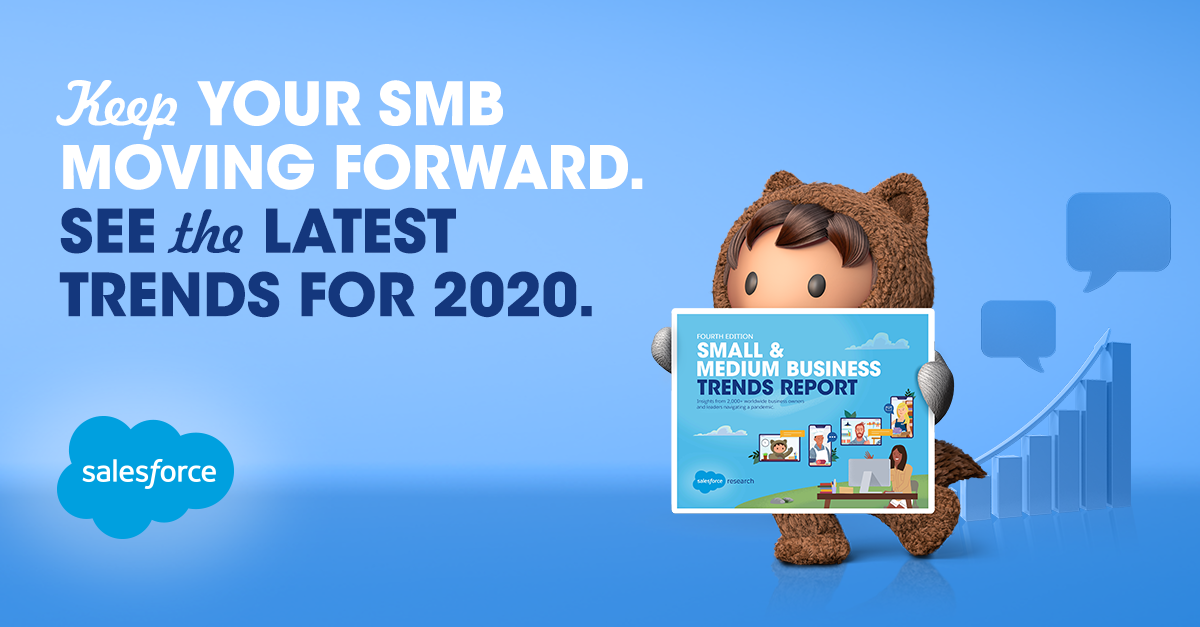 Keep Your SMB Moving Forward. See The Latest Trends for 2020