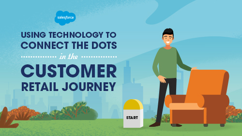 Using Technology to Connect the Dots in the Retail Customer Journey