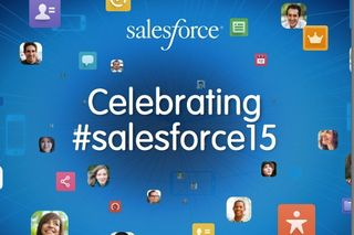 Salesforce celebrates 15 years of innovation and giving back