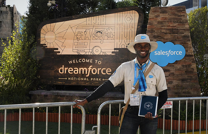 dreamforce 2018 l'inizio