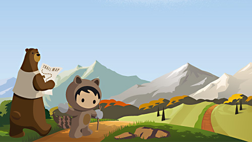 おかげさまでSalesforceが世界No.1 CRMに -THANK YOU TRAILBLAZERS-
