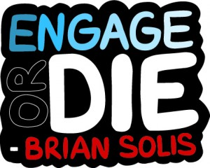 Social: Engage or die!