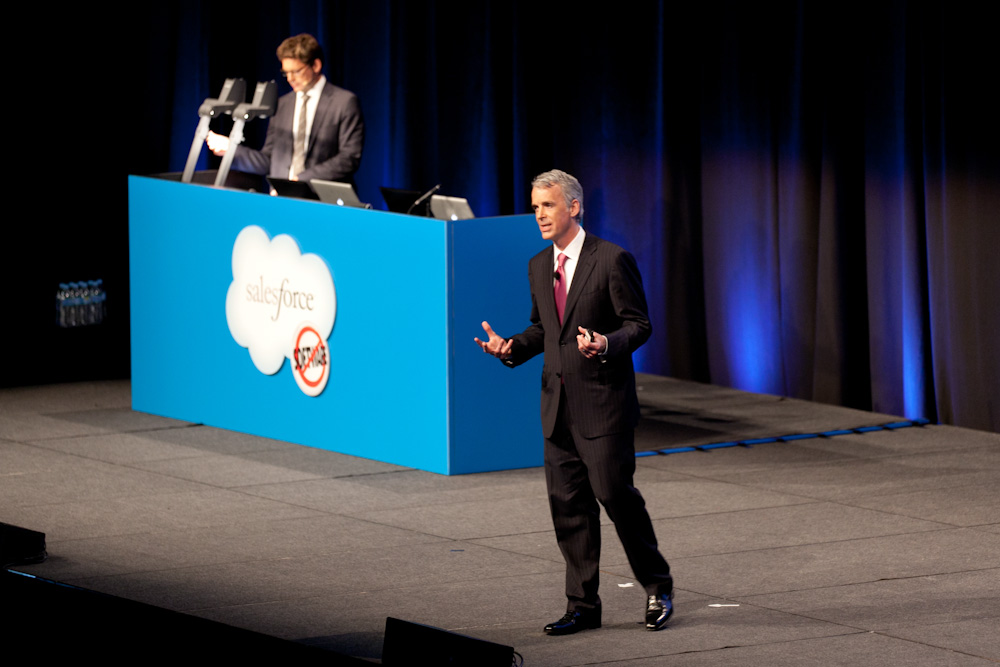 Now up on YouTube: the @parkerharris' #Cloudforce Sydney Keynote