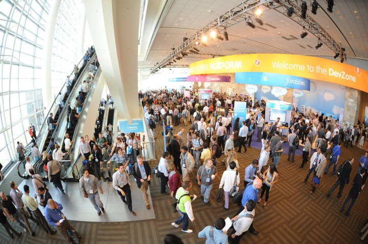 Tips to Get the Most Out of the Dreamforce Developer Experience