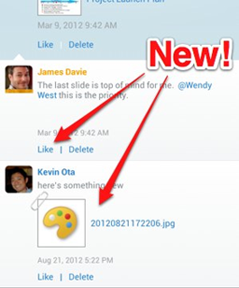 Improved Comments and Sharing on the Latest Android Chatter