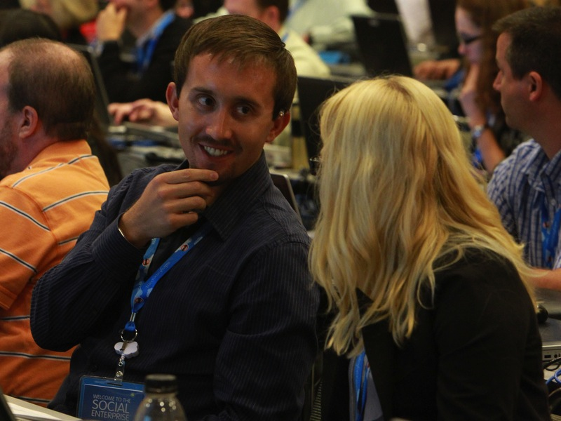 How to Network at Dreamforce