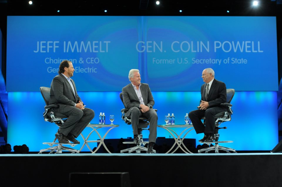 Dreamforce Day 2: It's All About #Leadership