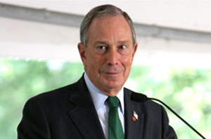 Mayor Bloomberg Welcomes Cloudforce to New York City