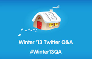 Ask the Salesforce Product Managers: Winter '13 Twitter Q&A