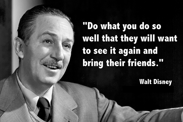 4 Customer Service Tips from Disney