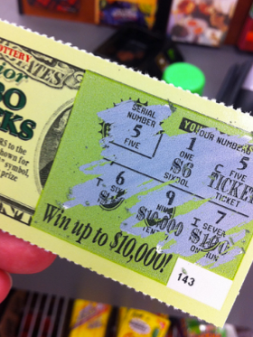 What Scratch Off Lottery Tickets Can Teach You About Selling