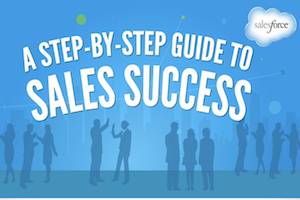 Infographic: Sales Success in 5 Easy Steps