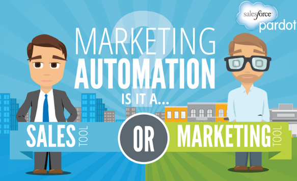Marketing Automation: Sales or Marketing Tool? [INFOGRAPHIC]