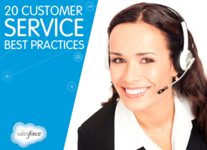 FREE EBOOK: 20 Customer Service Best Practices