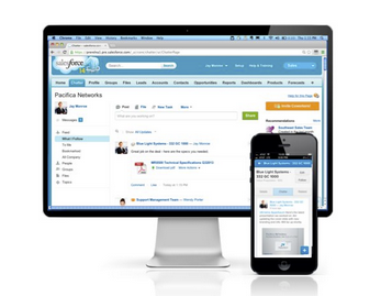 Sync, Share and Make Files Social with Salesforce