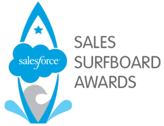 Win a Free Pass to Dreamforce: Enter the Sales Surfboard Awards