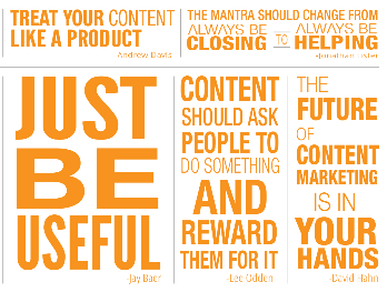 Marketing Quotes 30 Inspirational Content Marketing Quotes From Experts .