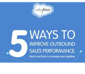 FREE EBOOK to Improve Your Outbound Sales Performance