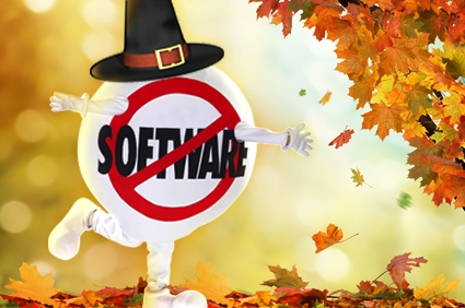10 Things We are Thankful for at Salesforce.com